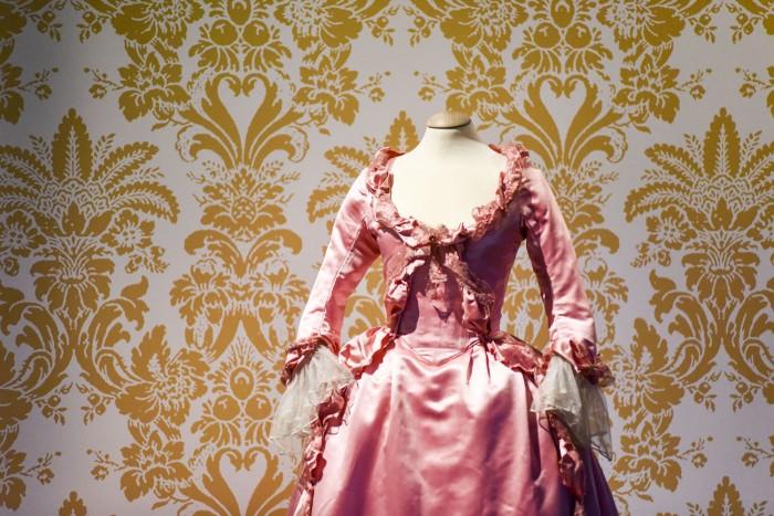 One last fabulous dress