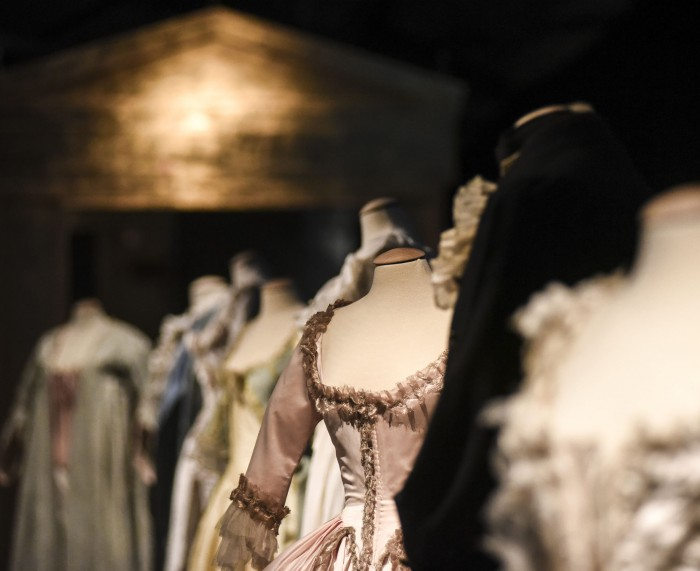 Detail of costumes