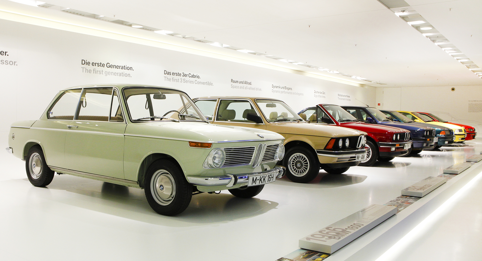 BMW Museum and World: Brand Storytelling in Munich