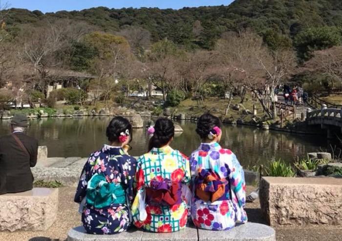 Kyoto-itinerary