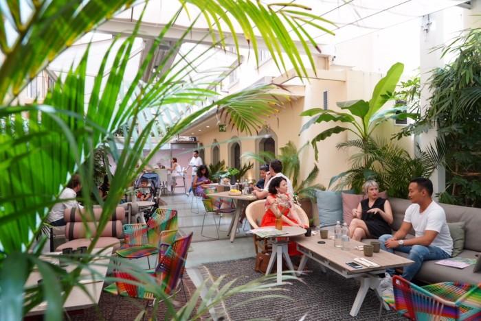 Floret, at Luisa via Roma, is a well-heeled salad paradise