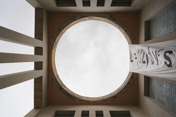 Casa del Mutilato - temple front | ph. Alexandra Korey