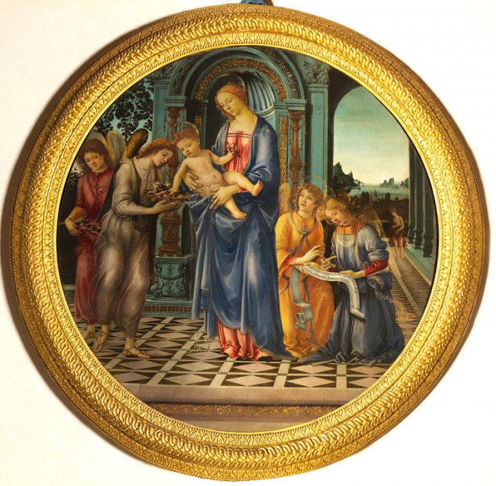 Filippino Lippi in the Fondazione CR Firenze collection