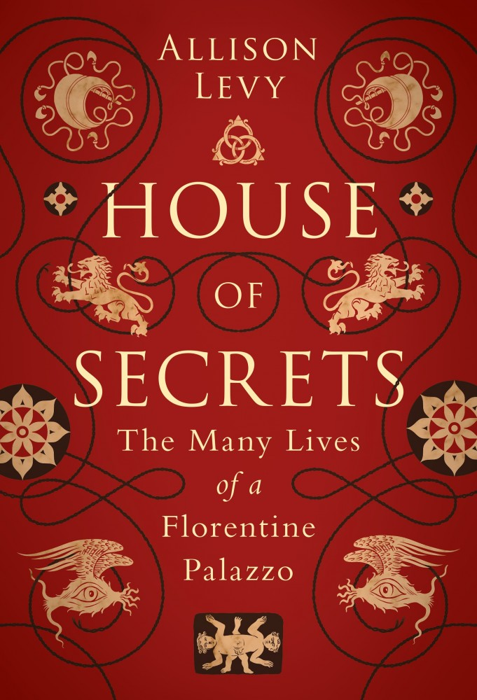 Alison Levy's book The House of Secrets