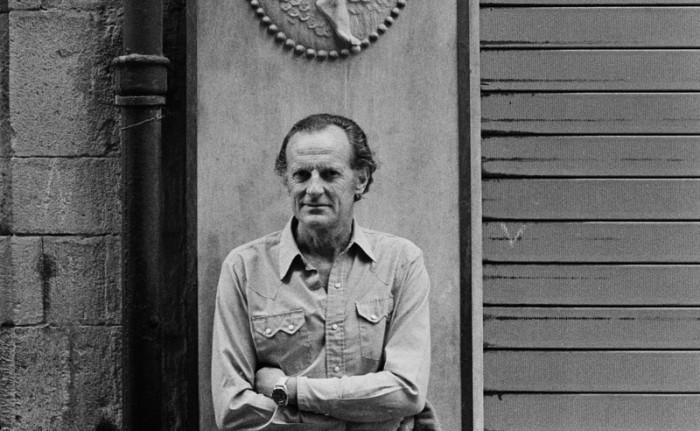 Alvise di Robilant, 1976. Photo: Milton Gendel.