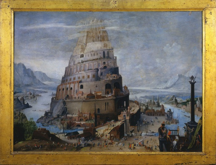 Anon, Tower of Babel