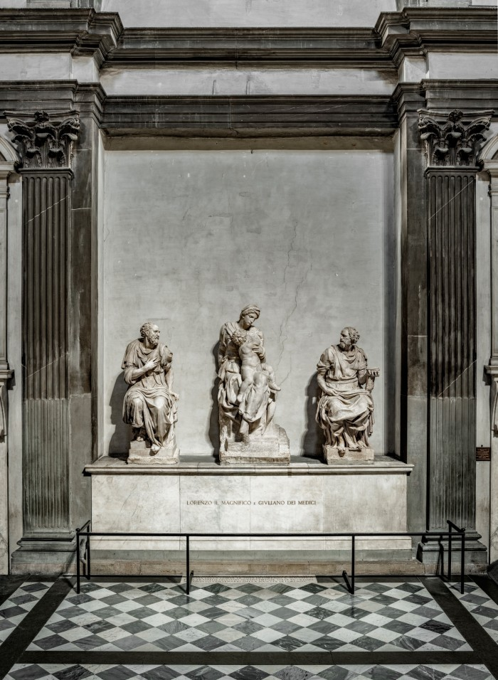 Tombs of Lorenzo and Giuliano