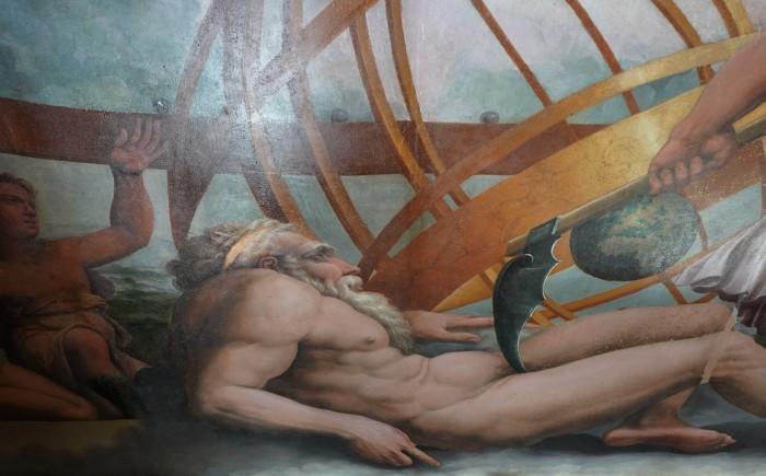 The castration of Uranus