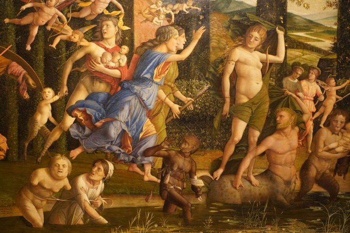 Mantegna's Garden of Virtue