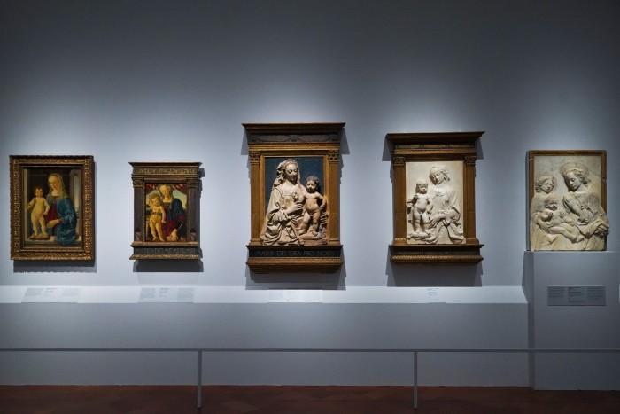 Madonna paintings