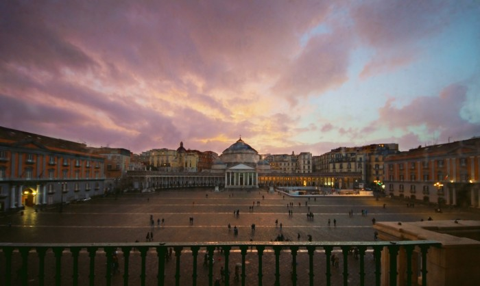Piazza del Plebiscito | Ph. Flickr user Giuseppe Savo