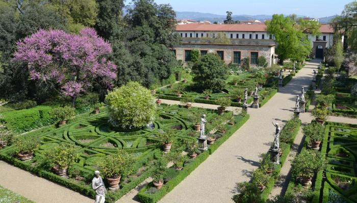 The Garden from above | Ph. Susanna Stigler