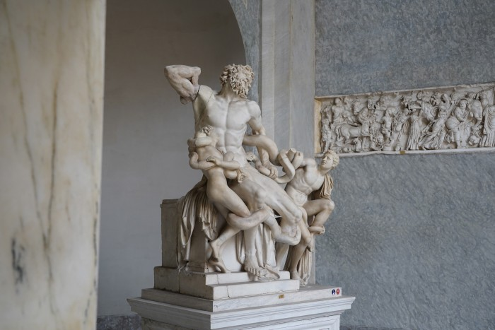 The Laocoon
