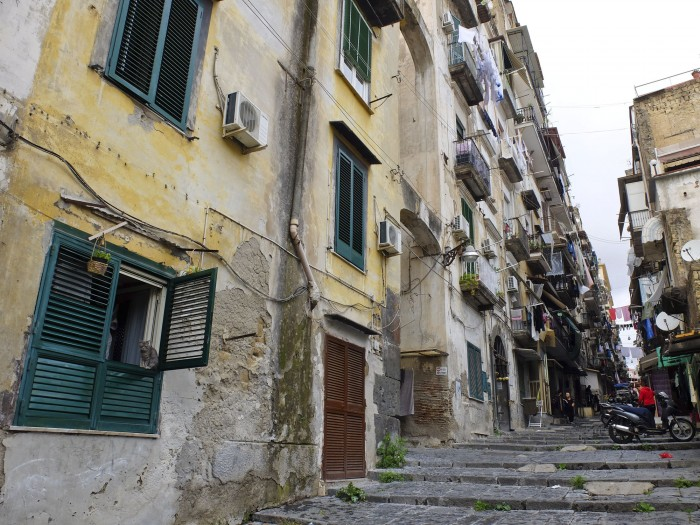 Typically Naples (quartieri spagnoli)
