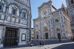Florentines take back Piazza Duomo
