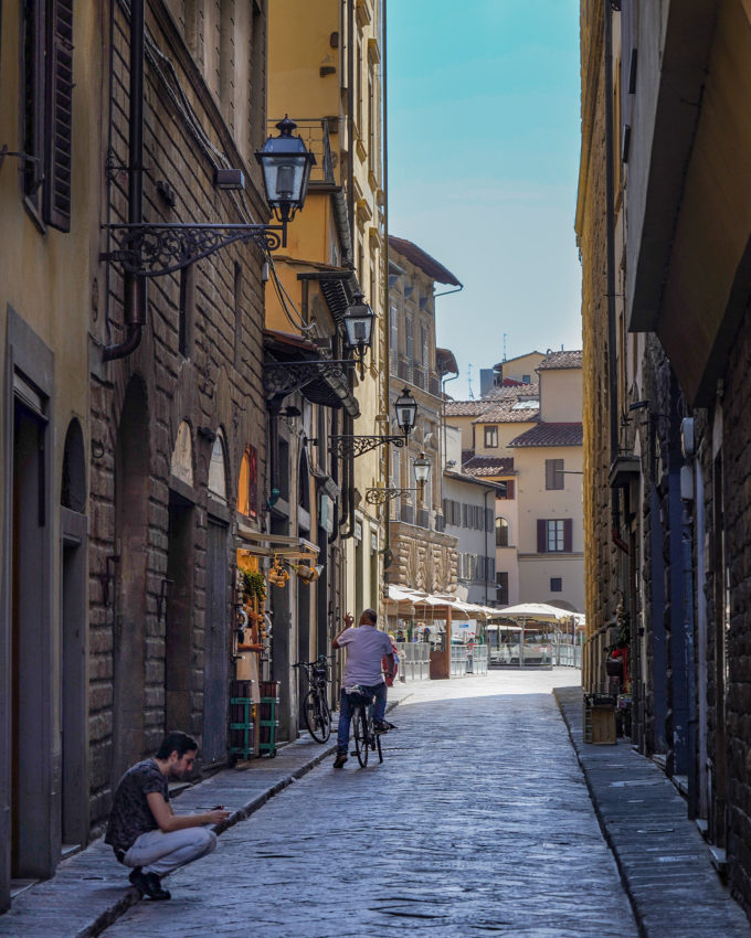 florence streets talk
