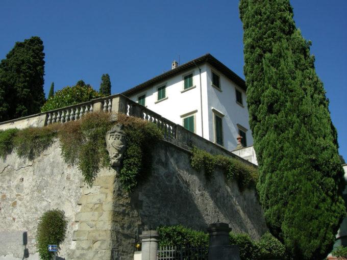 Villa Medici in Fiesole