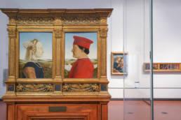 Piero della Francesca, Duke and Duchess of Urbino