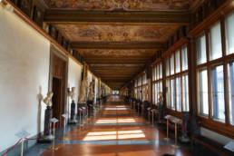 Uffizi hall