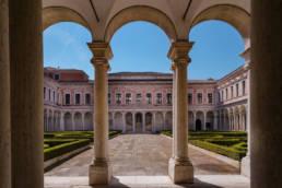 Palladio cloister Fondazione Cini
